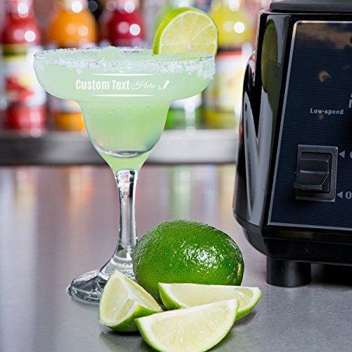 Personalized Core Margarita Glass]()