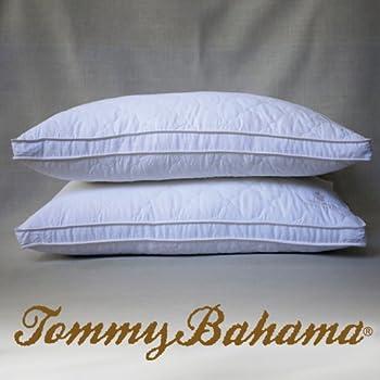 Amazon Com Tommy Bahama Down Alternative Pillow King 2