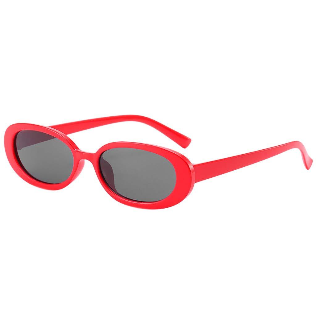👓👓Qiiueen Gafas De Sol, Hombre Y Mujer, Color Vaca ...