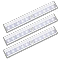 3-Packs Ounuo Motion Sensor Closet Light Deals