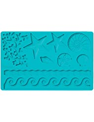 Wilton Silicone Sea Life Fondant and Gum Paste Mold - Cake Decorating Supplies