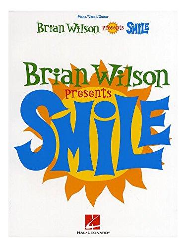 Brian Wilson Presents Smile. Partitions pour Piano, Chant et Guitare Hal Leonard