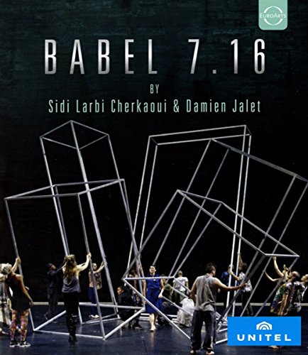 Blu-ray : DAMIEN JALET SIDI LARBI CHERKAOUI - Babel 7.16 (Blu-ray)