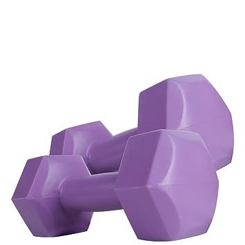 ScSPORTS - Plástico Mancuernas Hexagonal 2 x 1 kg para Flexiones - Mancuernas hexagonales: Amazon.es: Deportes y aire libre