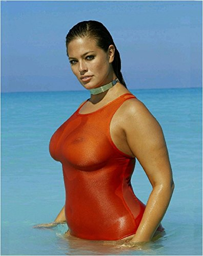 Ashley Graham 8X10 Photo   No Image Is Cropped  Our Photo Is Color Corrected And Made To Fit 8X10 Photograph Without Any Black Or White Borders  What You See Is What You Get   Ag008