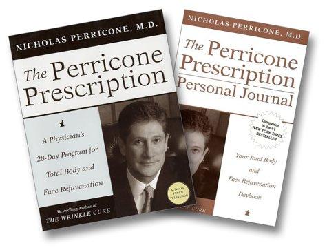 Read Online Perricone Prescription Two-Book Set (Pericone Prescription, Perricone Prescription Journal) ebook