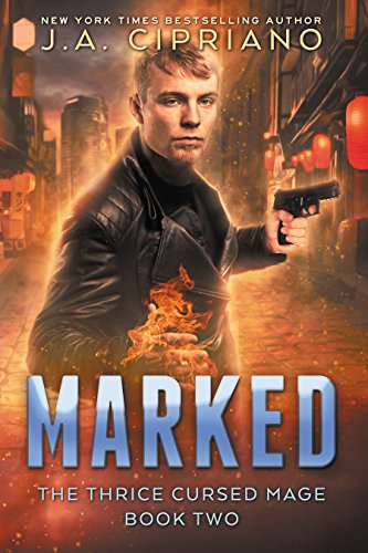 J.A. Cipriano - Marked Audiobook Free Online