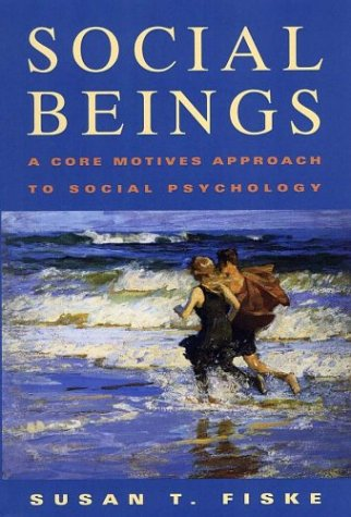 5 core social motives Get this from a library social beings : a core motives approach to social psychology [susan t fiske] -- susan fiske's social beings provides a new approach to social psychology that captures the excitement and vitality of this field and connects the material to everyday life and real human problems .