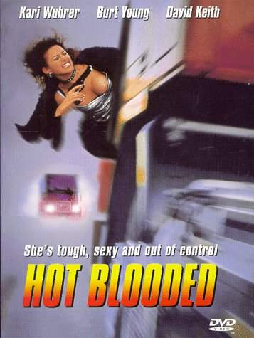 hot blooded dvd - 1