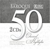 #8: Best of Baroque : 50 Classical Highlights
