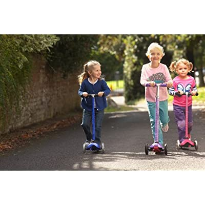 SCOOT Bedazzles for a Mini Micro Kick Scooter (Pink): Toys & Games