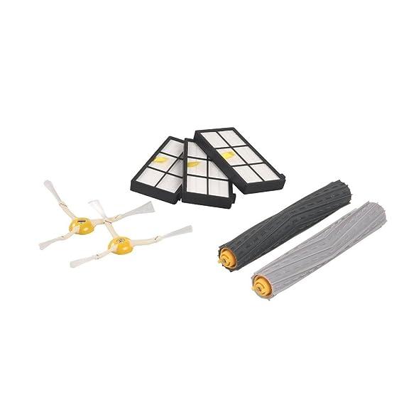 Koly Los kits de recambio para el iRobot Roomba 800/900 vacío serie Robots de limpieza: Amazon.es: Hogar