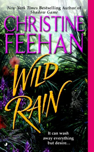 Wild Rain (Leopard series Book 2)