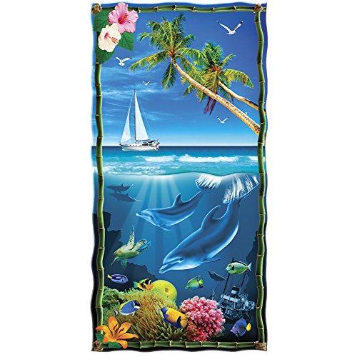 radise Cotton Beach Towel (Tropical Beach Towels)