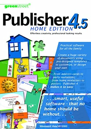 greenstreet publisher 3