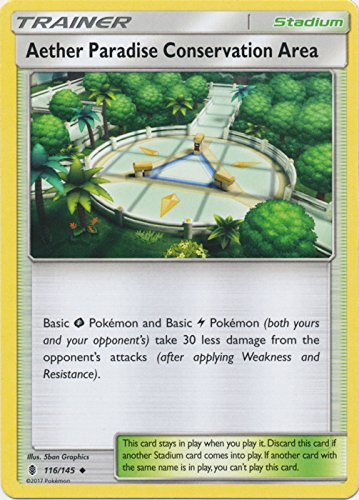 Aether Paradise Conservation Area   116 145   Uncommon   Sun   Moon  Guardians Rising