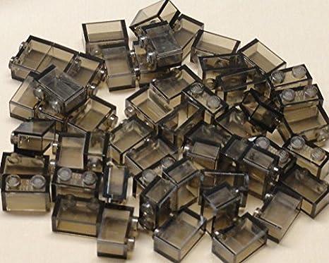 NEW!!! Lego 10x Transparent Clear Round Brick 1x1 3062b