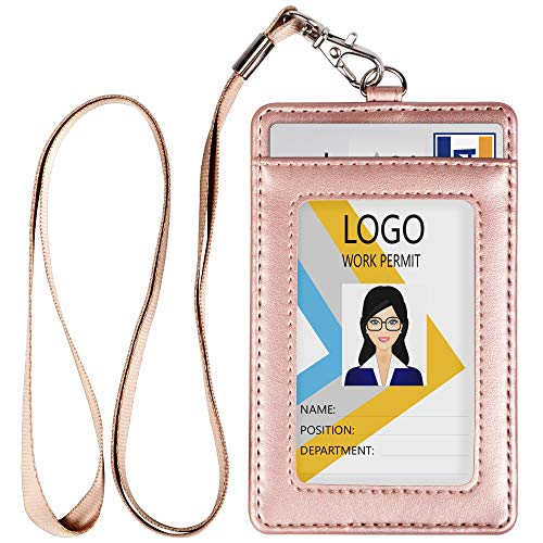 lanyard id holder for women pink buyer's guide for 2019