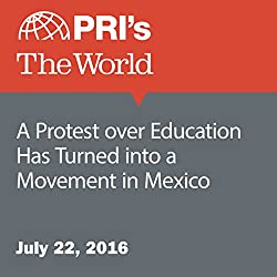 A Protest over Education Has Turned into a Movement in Mexico