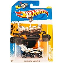 "Mattel's Hot Wheels ""Mars Rover Curiosity"" Die-cast 1:64 Scale Miniature Toy Car"