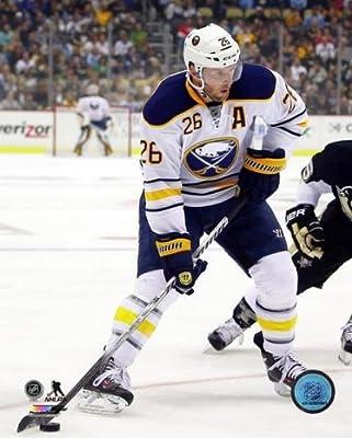 Thomas Vanek Buffalo Sabres 2013-2014 NHL Action Photo 8x10