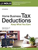 Pay less to the IRS For any home business, claiming all the tax deductions you are entitled to is essential to your business's financial success. Don't miss out on the many valuable deductions you can claim. Here, you'll find out how to deduct:   sta...