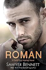 Roman: A Cold Fury Hockey Novel (Carolina Cold Fury Hockey Book 7)