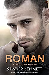 Roman: A Cold Fury Hockey Novel (Carolina Cold Fury Hockey)