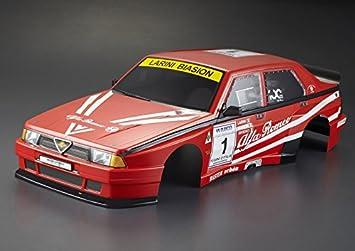 ALFA ROMEO 75 Turbo evoluzione, Rally de Racing, RTU todo en Cing, RTU todo en: Amazon.es: Juguetes y juegos