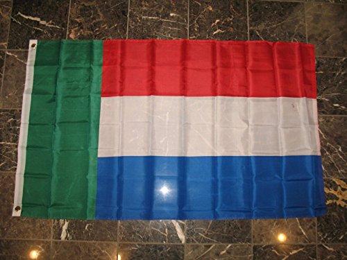 3X5 Boer Republic South Africa African Flag 3'X5' Banner Brass Grommets