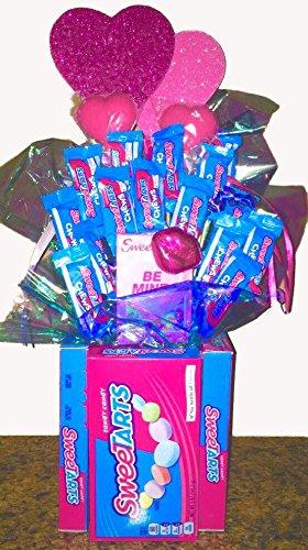 Sweet Tarts Candy Bouquet (Sweet Assortment Candy Bouquet)