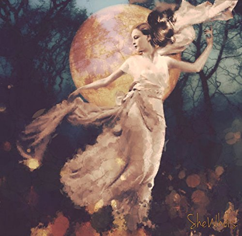 Eurynome - She of the Winds - 11x17 Poster Print