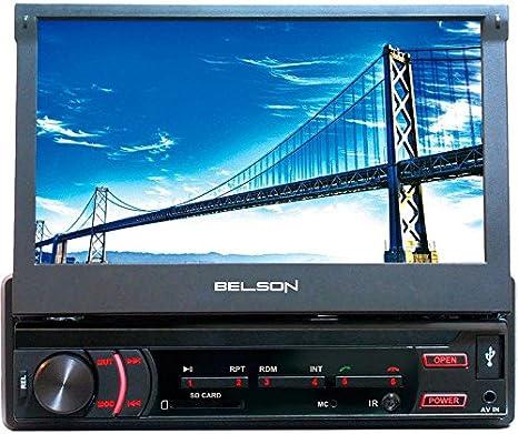Belson BELSTL-5705KML - Radio para Coche con Pantalla de 7
