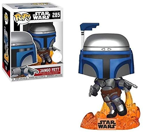 Funko Pop! Star Wars: Jango Fett #285