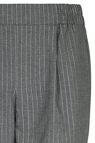 TALLY WEiJL - Pantaloni Grigi Gessati - Donna - Grey