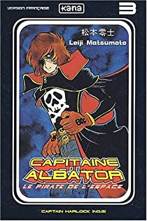 Book's Cover ofCapitaine Albator tome 3