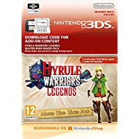 Hyrule Warriors Legends DLC [3DS Download Code]