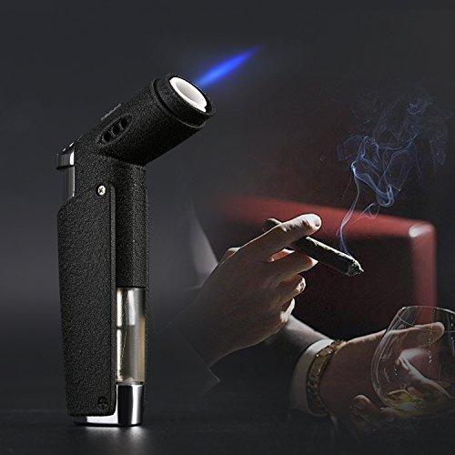 Lacquer Torch Flame Lighter - 5