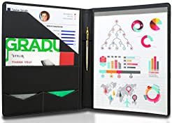 STYLIO Padfolio/Resume Portfolio Folder ...