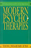 Modern Psychotherapies, Stanton L. Jones and Richard E. Butman, 0830817751