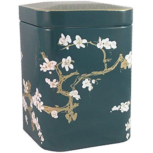 Boat Gravy Blossom (Zen Cherry blossoms Green Tea Box)