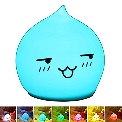 discogoods-cute-water-drop-led-children-night-light-multicolor-silicone-soft-baby-nursery-lamp-touch