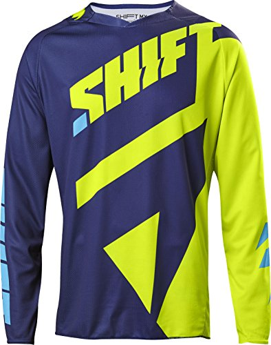 Shift Jersey Body Armour 3LACK Main Line, Yellow, Large