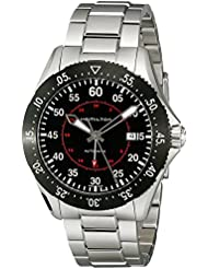Hamilton Mens H76755135 Khaki Aviation Automatic Stainless Steel Watch