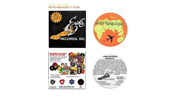 Less Than Jake - Theme for Yo Yo Ninja Boy by Less Than Jake ...