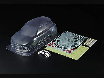 Tamiya Juego Suzuki Swift Sport MC WB239 mm, Accesorios para Coche teledirigido, carrocería de Repuesto, maquetas RC (51652)