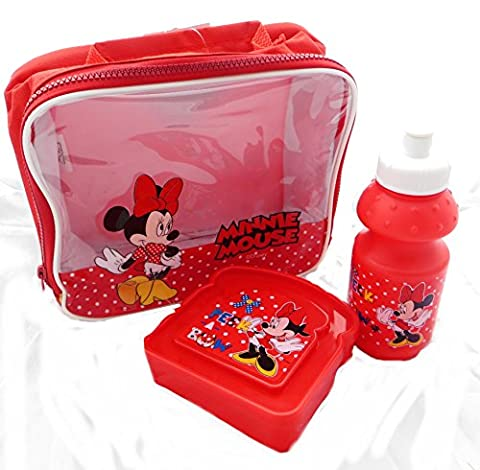 Disney Minnie Mouse Lunch Kit Bag by Unknown