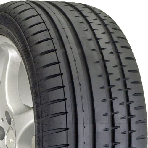 Continental ContiSportContact 2 Radial Tire - 235/55R17 99W