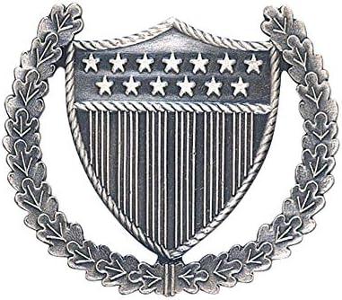 [해외]US Coast Guard Enlisted in Charge Ashore Badge / US Coast Guard Enlisted in Charge Ashore Badge