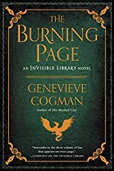 The Burning Page (The Invisible Library Novel)